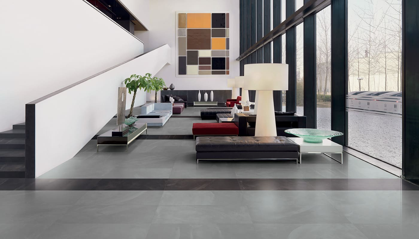 Architect Resin living grey  concrete 3303