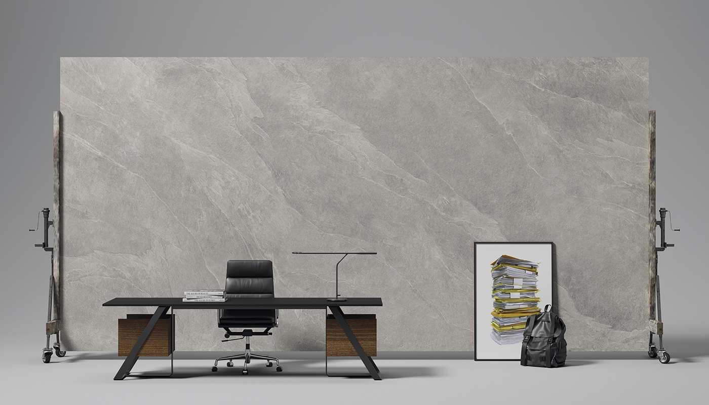 Level Stone commercial gris pierre  2378