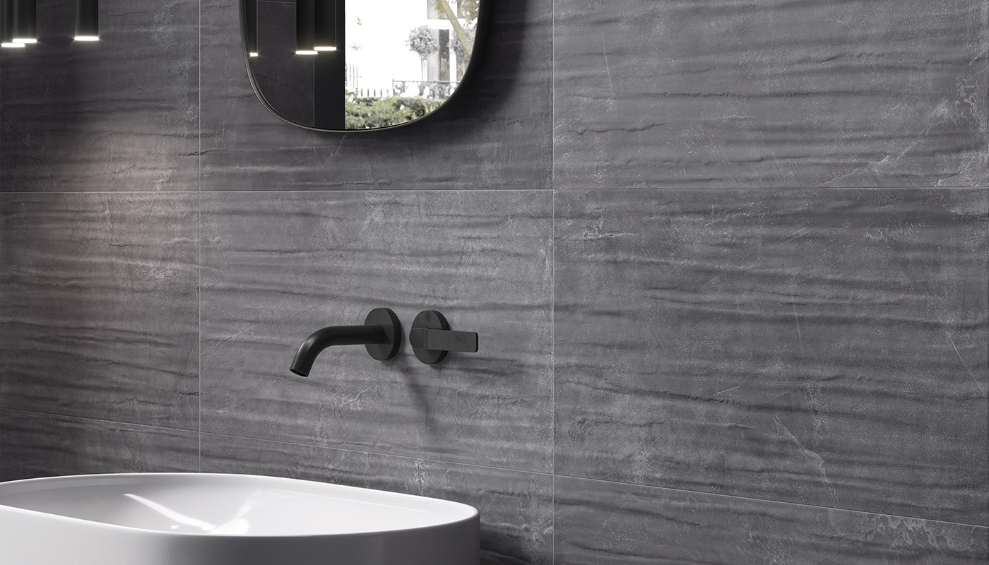 Totalook bath grey  concrete 2318