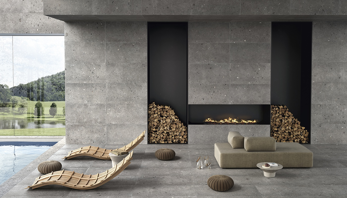 Ego commercial grey  stone 2237