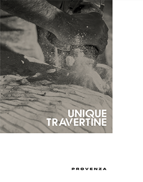 Unique Travertine Catalogo 2020.12