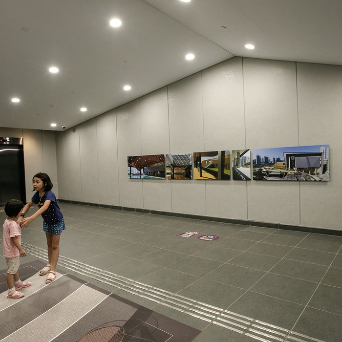 Restyling of the Tsing Yi Southwest Leisure Building  1132